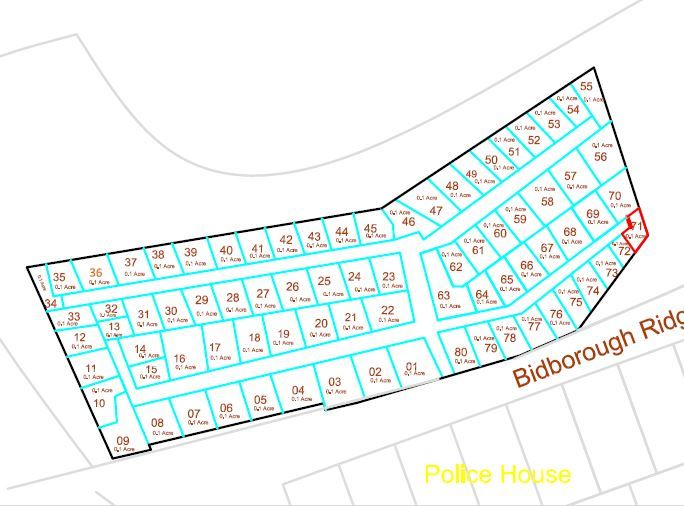 Plot 71 Land at Bidborough Ridge, Bidborough, Tunbridge Wells, Kent