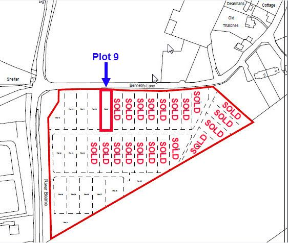Plot 9 Church Farm Meadow, Rushden, Buntingford, Hertfordshire
