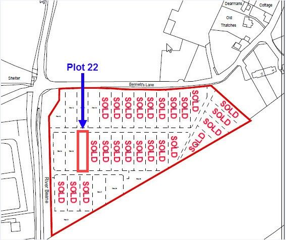 Plot 22 Church Farm Meadow, Rushden, Buntingford, Hertfordshire