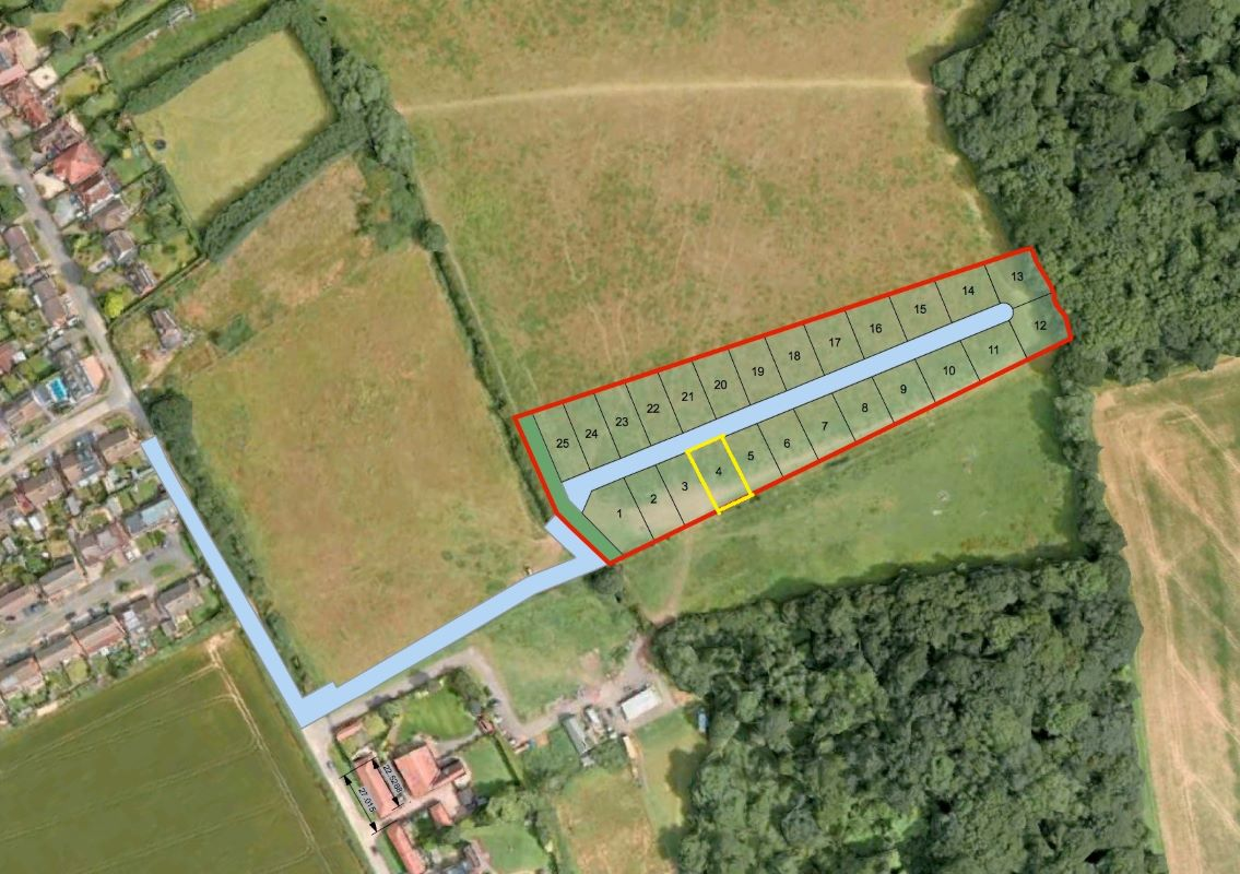 Plot 4 Land at Abridge, Romford, Essex
