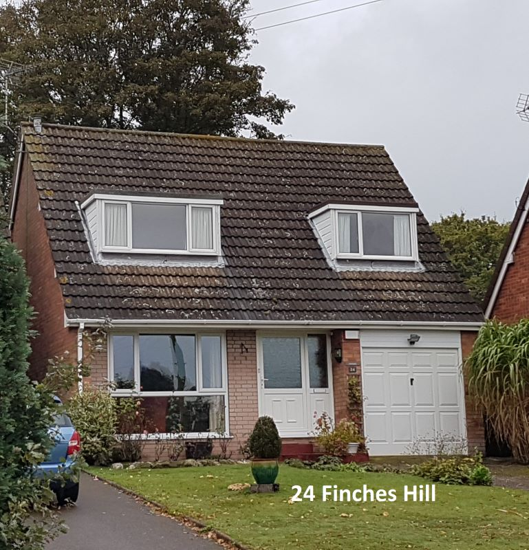 2 & 24 Finches Hill, Rugeley, Staffordshire