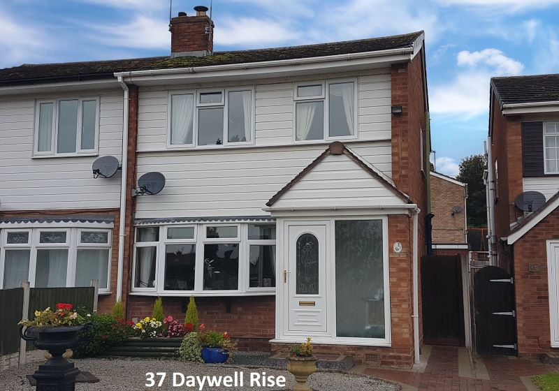 7, 29, 31, 35, 37, 41, 45 & 47 Daywell Rise, Rugeley, Staffordshire
