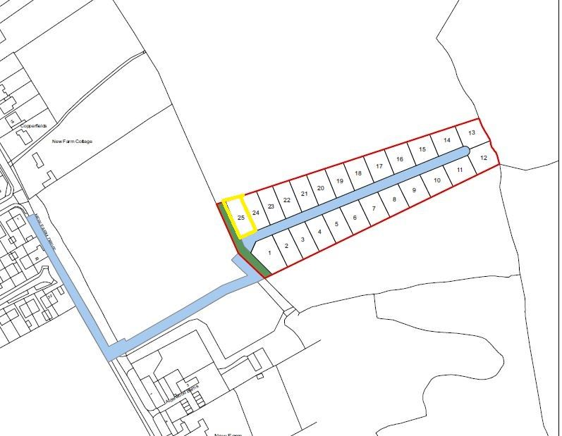 Plot 25 Land at Abridge, Romford, Essex