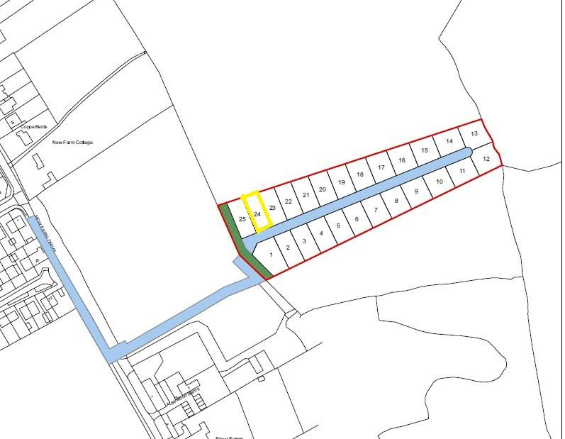 Plot 24 Land at Abridge, Romford, Essex