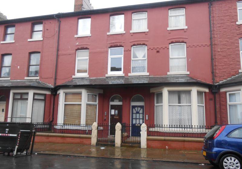 Flat 3, 8 Balmoral Terrace, Fleetwood, Lancashire