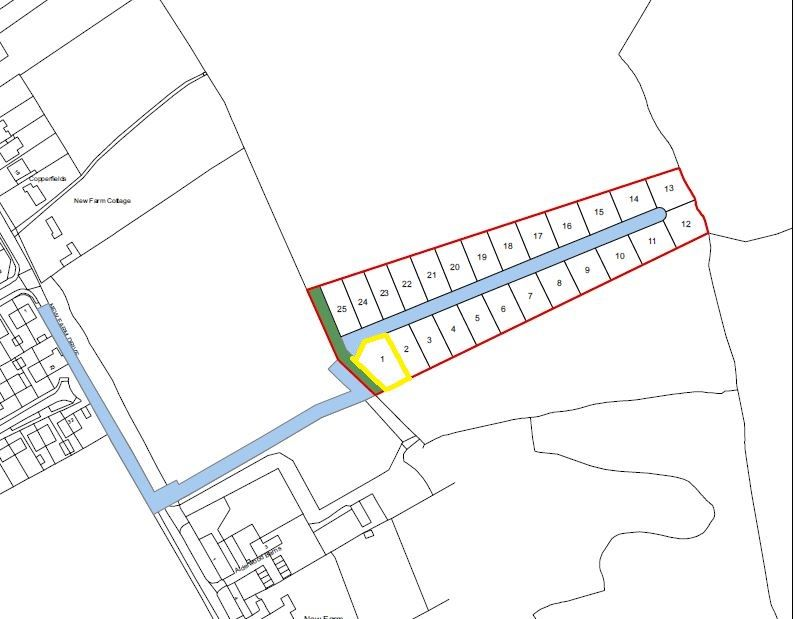 Plot 1 Land at Abridge, Romford, Essex