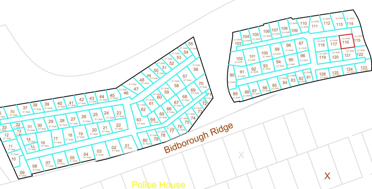 Plot 116 Land at Bidborough Ridge, Bidborough, Tunbridge Wells, Kent