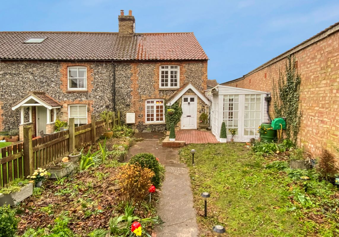 The Cottage, Oxford Street, Exning, Newmarket, Suffolk