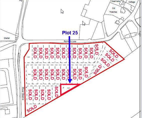 Plot 25 Church Farm Meadow, Rushden, Buntingford, Hertfordshire