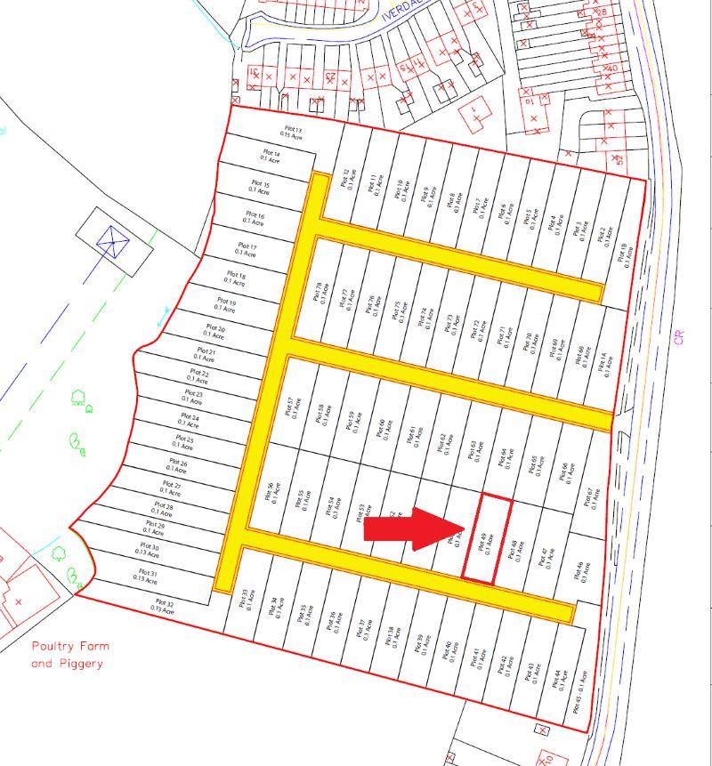 Plot 49 Land at Mansion Lane, Iver, Buckinghamshire