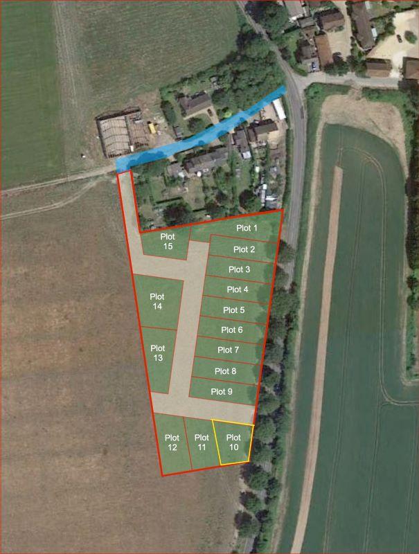 Plot 10 Manor Farm Cottages, Wanborough Hill, Guilford, Surrey