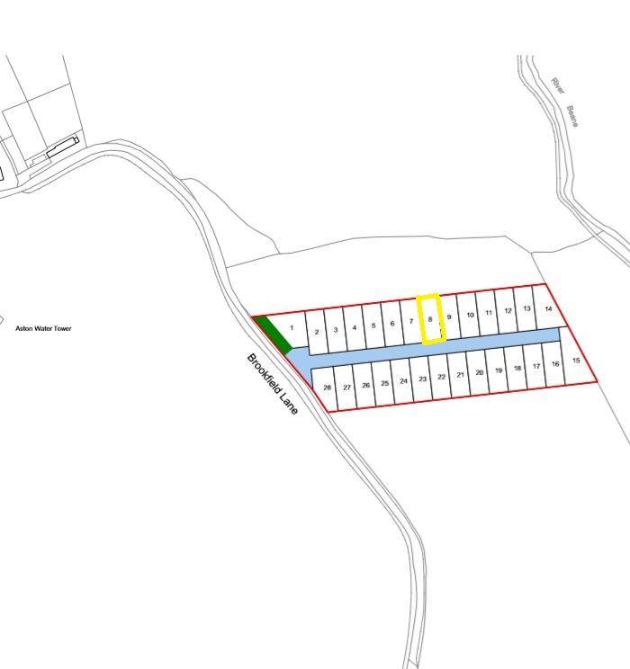 Plot 8, Land at Brookfield Lane Aston End, Stevenage