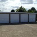 4 Garages adjacent to 7, Swans Close, Langham, Holt, Norfolk, NR257BZ