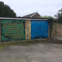 2 Garages and Hard Standing Area to rear of 5 and 7, Vicarage Close, Potter Heigham, Great Yarmouth, Norfolk, NR29 5LE
