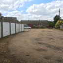 Land and 6 Garages to rear of 5 & 6, Little Barney Lane, Barney, Fakenham, Norfolk, NR210NE