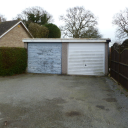 Two Garages between 10 & 11, St Catherine's Avenue, Catfield, Great Yarmouth, Norfolk, NR295AP