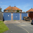 Three Garages between 7 & 8, Neilsen Close, Wells-next-the-Sea, Norfolk, NR23 1LU