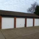 8 Garages, Harvey Estate, Gimingham, Norwich, Norfolk, NR118HA