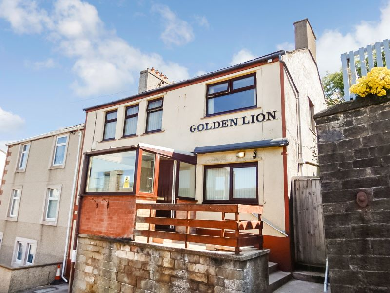 Golden Lion Inn Lime Road, Harrington, Workington, Cumbria