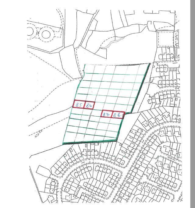 Plot 84 Land South of Pen-y-Dre Off Rigwgarn Estate, Trebanog, Porth, Mid Glamorgan