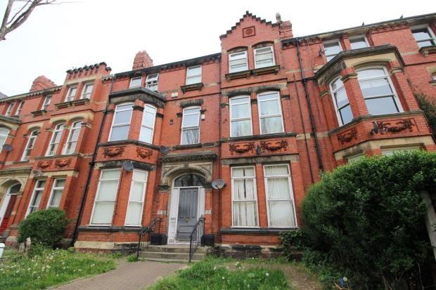 Flat 3 33 Princes Avenue, Princes Park, Liverpool, Merseyside