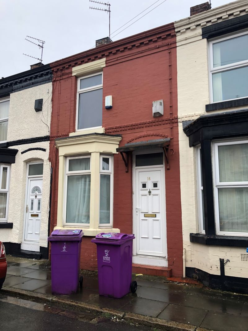 16 Jesmond Street, Liverpool, Merseyside