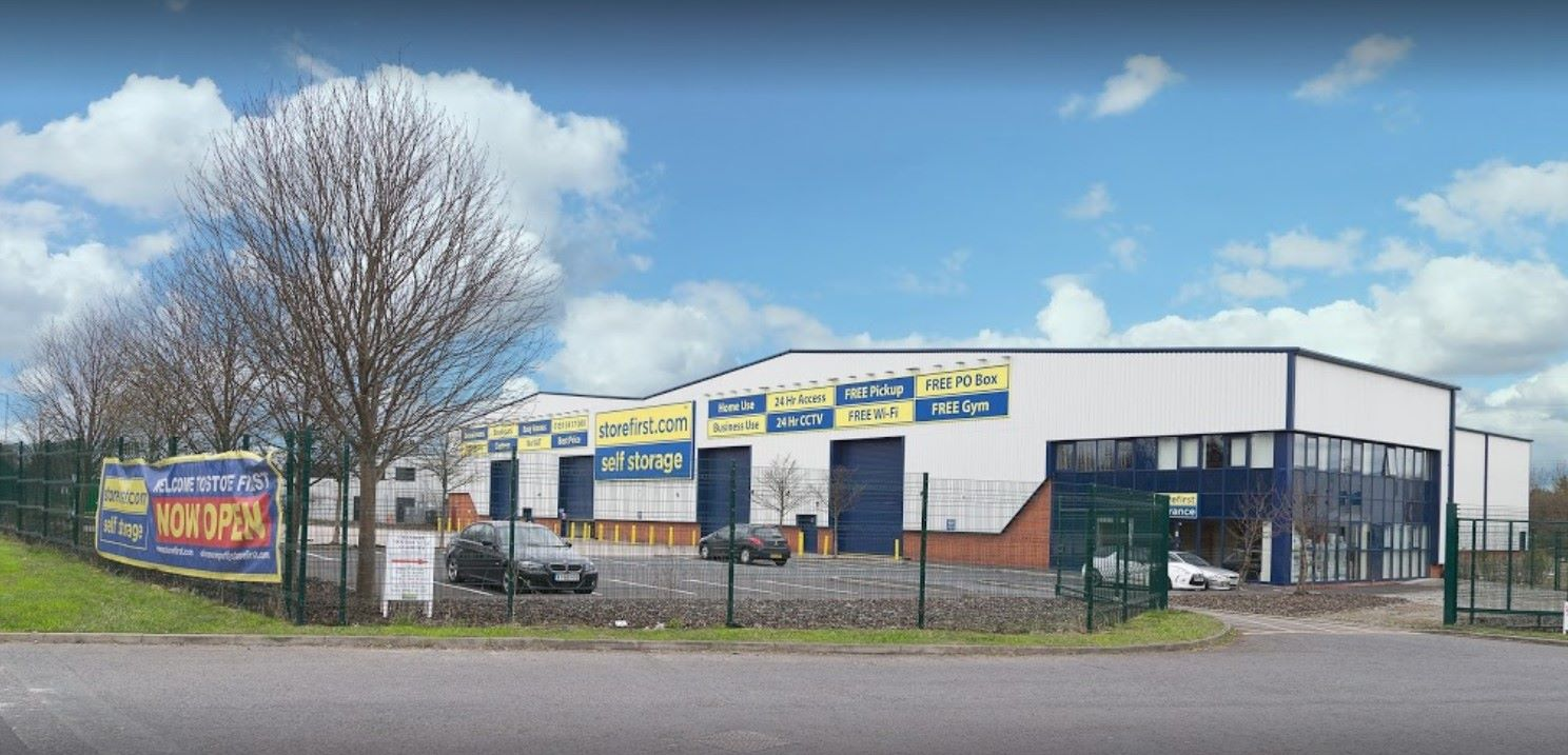 Storage Pods FB122,FB123,FB124,FC001,FC002,FC003 Store First Freehold Ltd, Unit 2, Stanney Mill Road, Stanney, Ellesmere Port, Cheshire