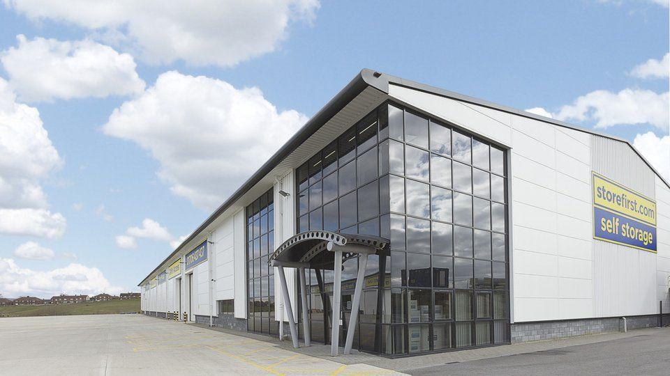 Storage Pods x 7 Store First Freehold Ltd, Unit 6, Crown Business Park, Cowm Top Lane, Rochdale, Lancashire