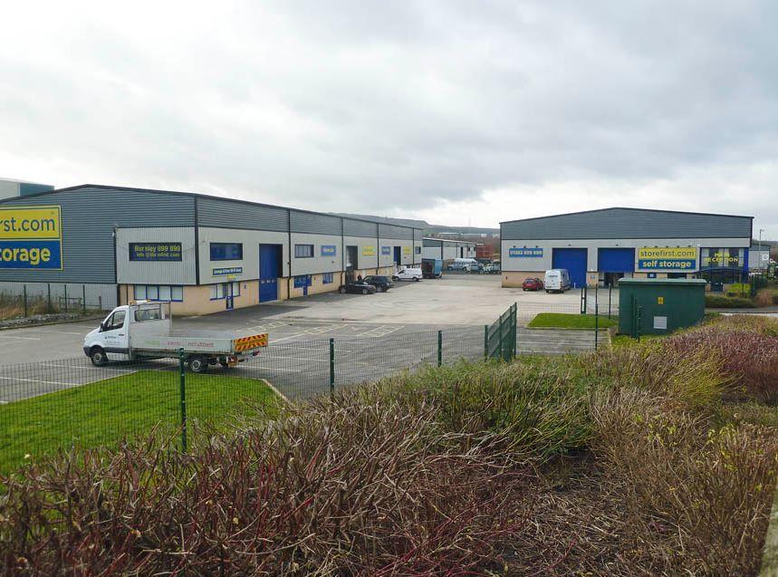 Storage Pods A33, A34, B13, B14 Store First Freehold Ltd, Unit 2-4 Enterprise Way, Empire Business Park, Burnley, Lancashire
