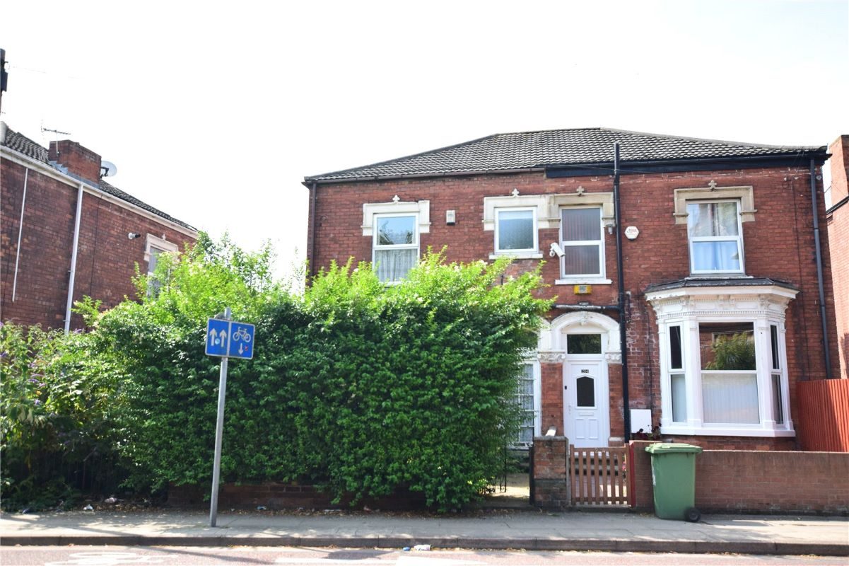 26 & 26b Eleanor Street, Grimsby, South Humberside