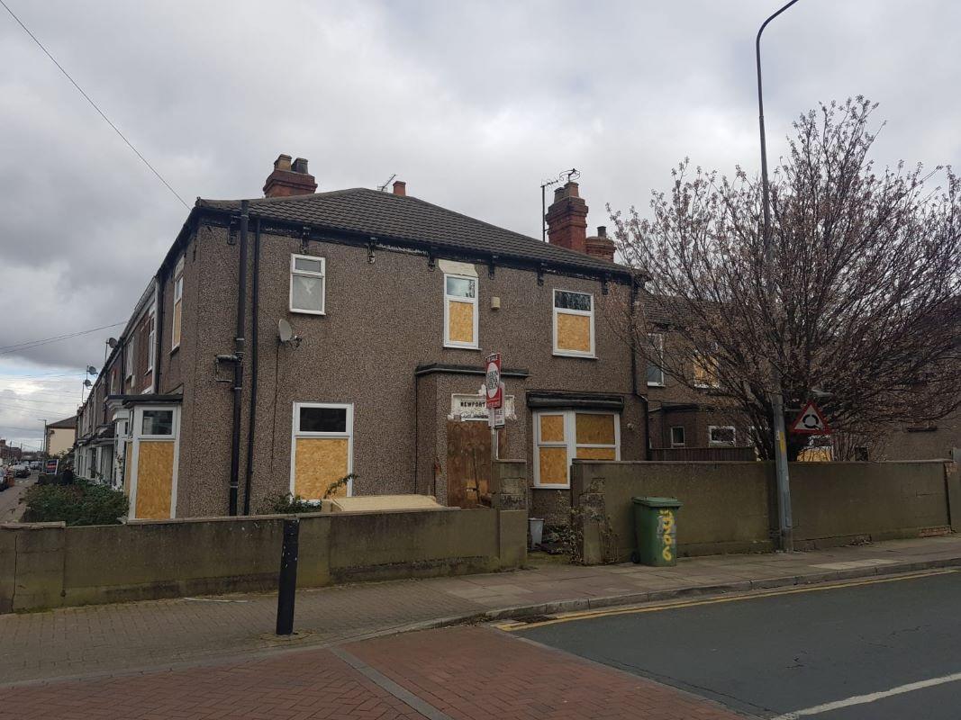 97 & 97a, Eleanor Street, Grimsby, South Humberside