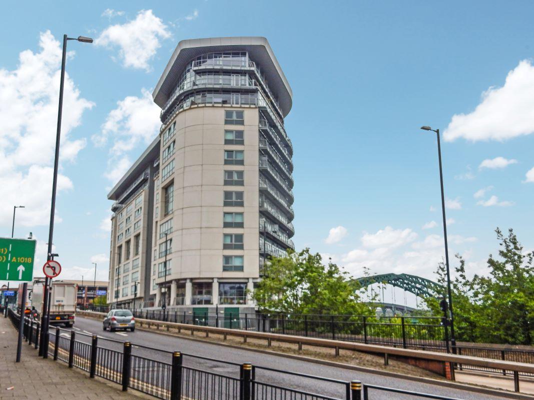 Apartment 45, Echo Building West Wear Street, Sunderland, Tyne and Wear