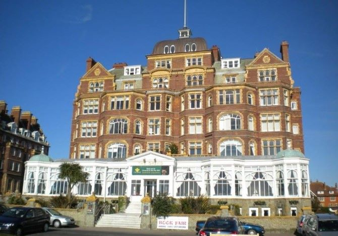 Marlow Suite, The Grand, The Leas, Folkestone, Kent