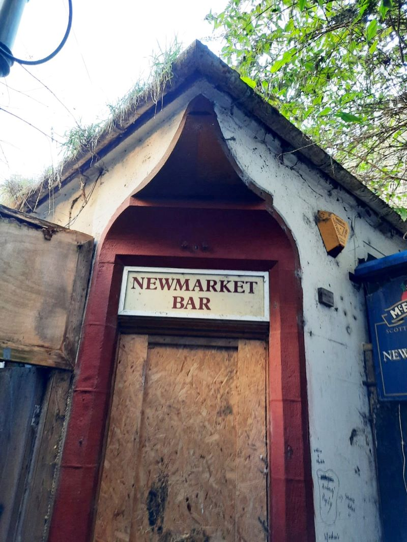 Newmarket Bar, 130 High Street, Elgin