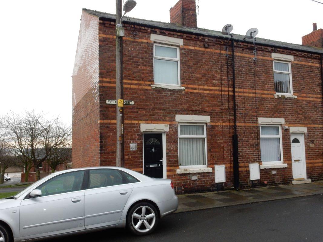 41 Fifth Street Horden, Peterlee, County Durham