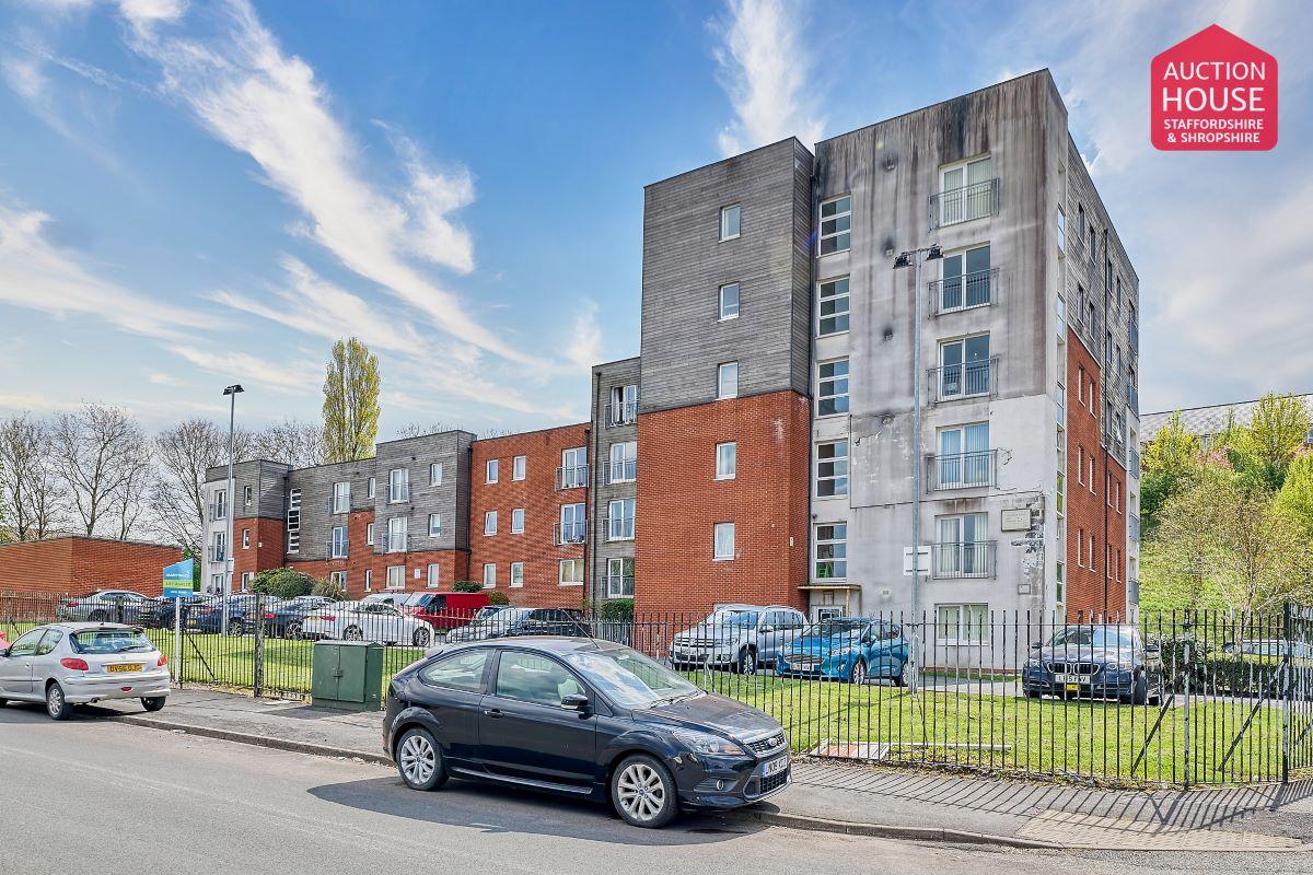 Apartment 53 Lancashire Court, Federation Road, Stoke-On-Trent, Staffordshire