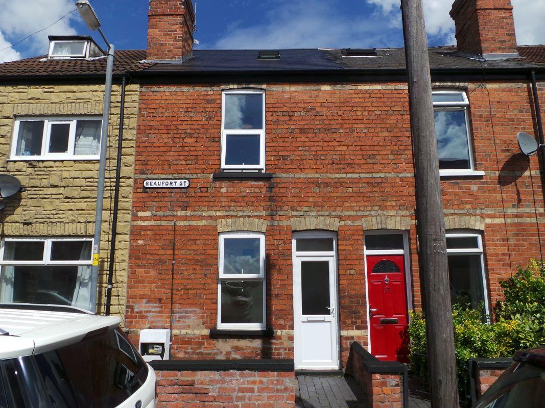 37 Beaufort Street, Gainsborough, Lincolnshire