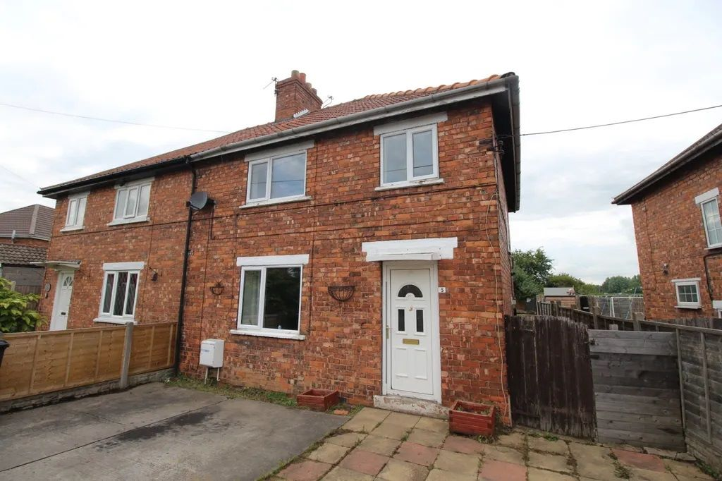 5 Chadwick Road Moorends, Doncaster, South Yorkshire