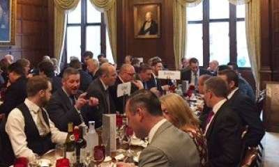 EIG host 19th Annual Auctioneers Lunch at the awe inspiring Middle Temple