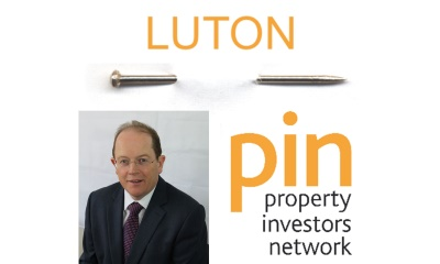 David Sandeman invited to present at Luton PIN Meeting