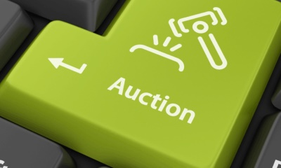 In the News - Receivers opt for 'Online Auction' method to offer 3 acre development site