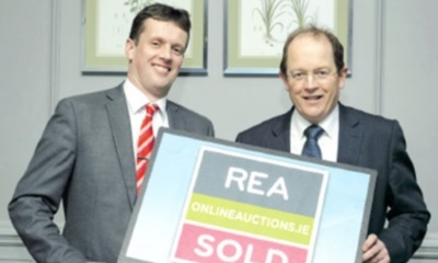 In the Press - REA launches dedicated online auction tool for property vendors