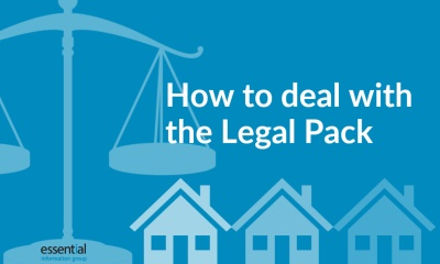 How to deal with the 'Legal Pack'