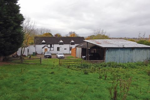 Property for auction in Shropshire)