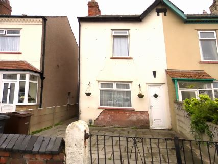 Property for auction in Merseyside)