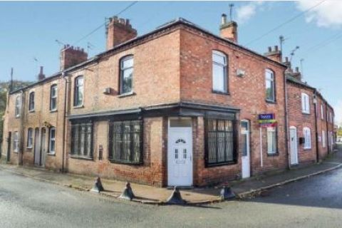 Property for auction in Leicestershire)