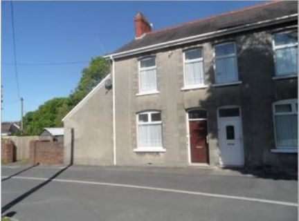 Example Auction Property in Llanelli, Dyfed, SA14