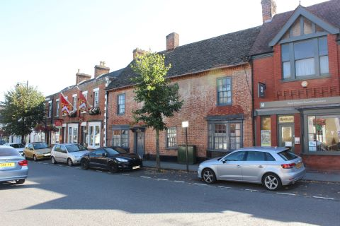 Property for auction in Wiltshire)