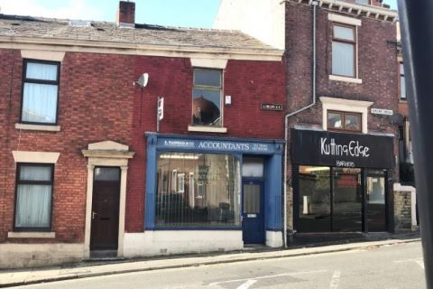 Property for auction in Lancashire)