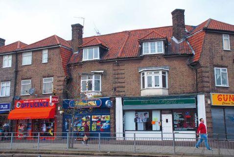 Dagenham, Essex, RM8